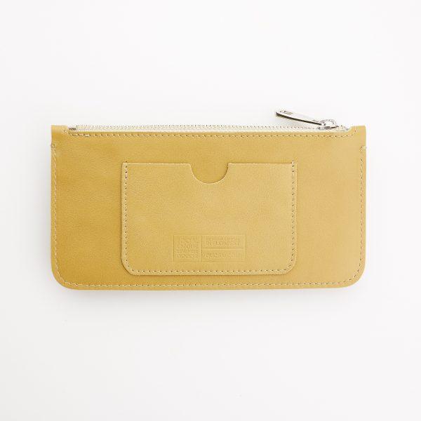 női bőr pénztárca hátoldala paypass kártya tartó zsebbel